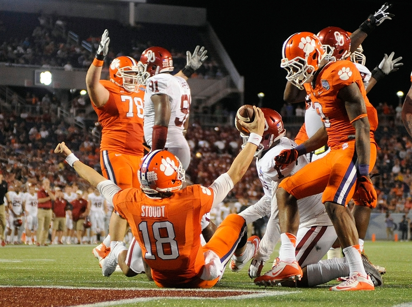 Game Grades: Oklahoma Sooners 6, Clemson Tigers 40 - Page 2