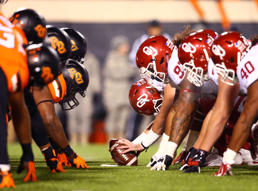 Big 12 Expansion Is Back in the News with Oklahoma Front and