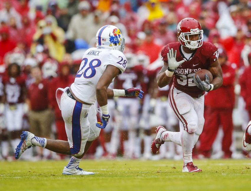 Oklahoma vs. Kansas: Three Classic Contest in the Series