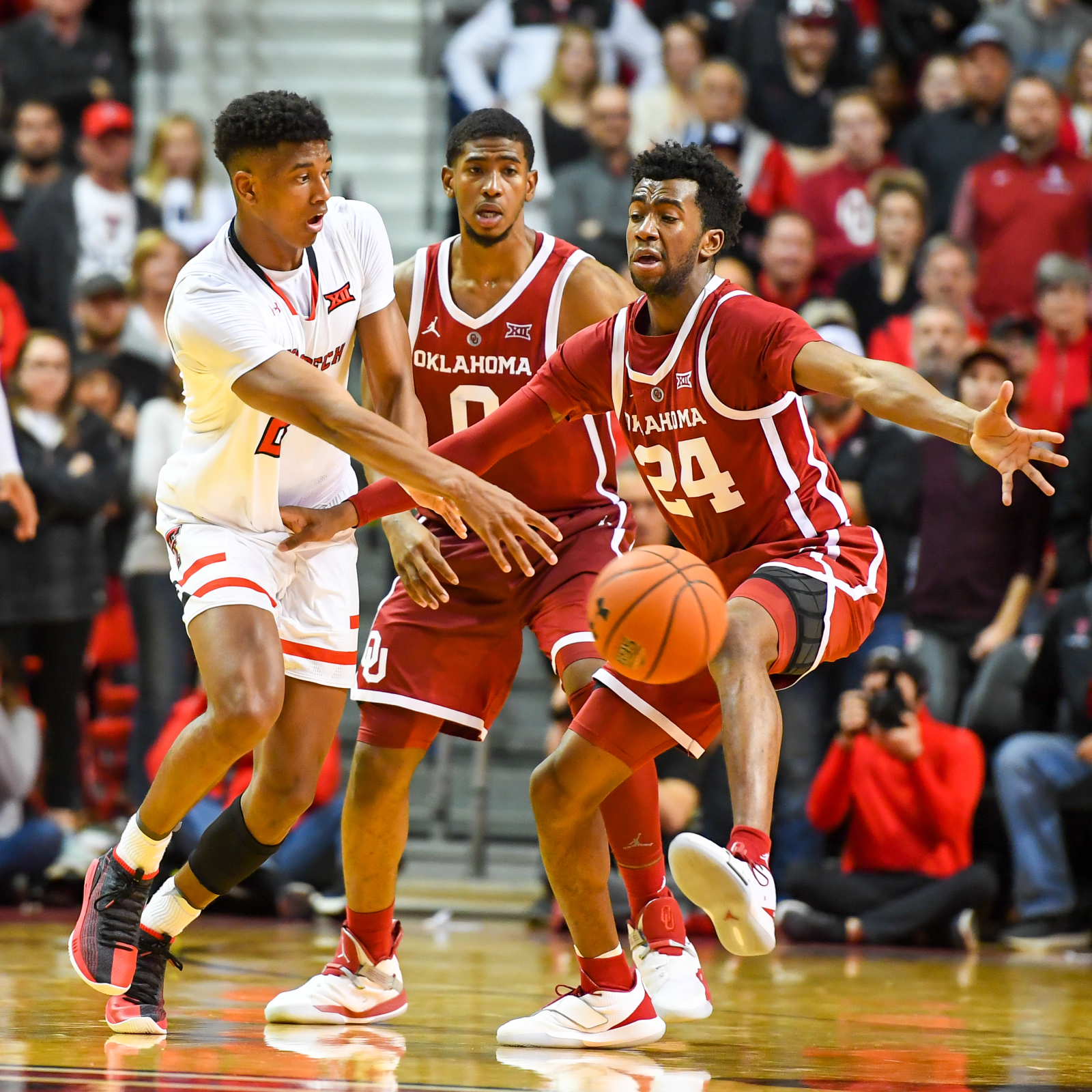 Oklahoma basketball: No ifs, ands or buts, OU must defeat Texas Tech