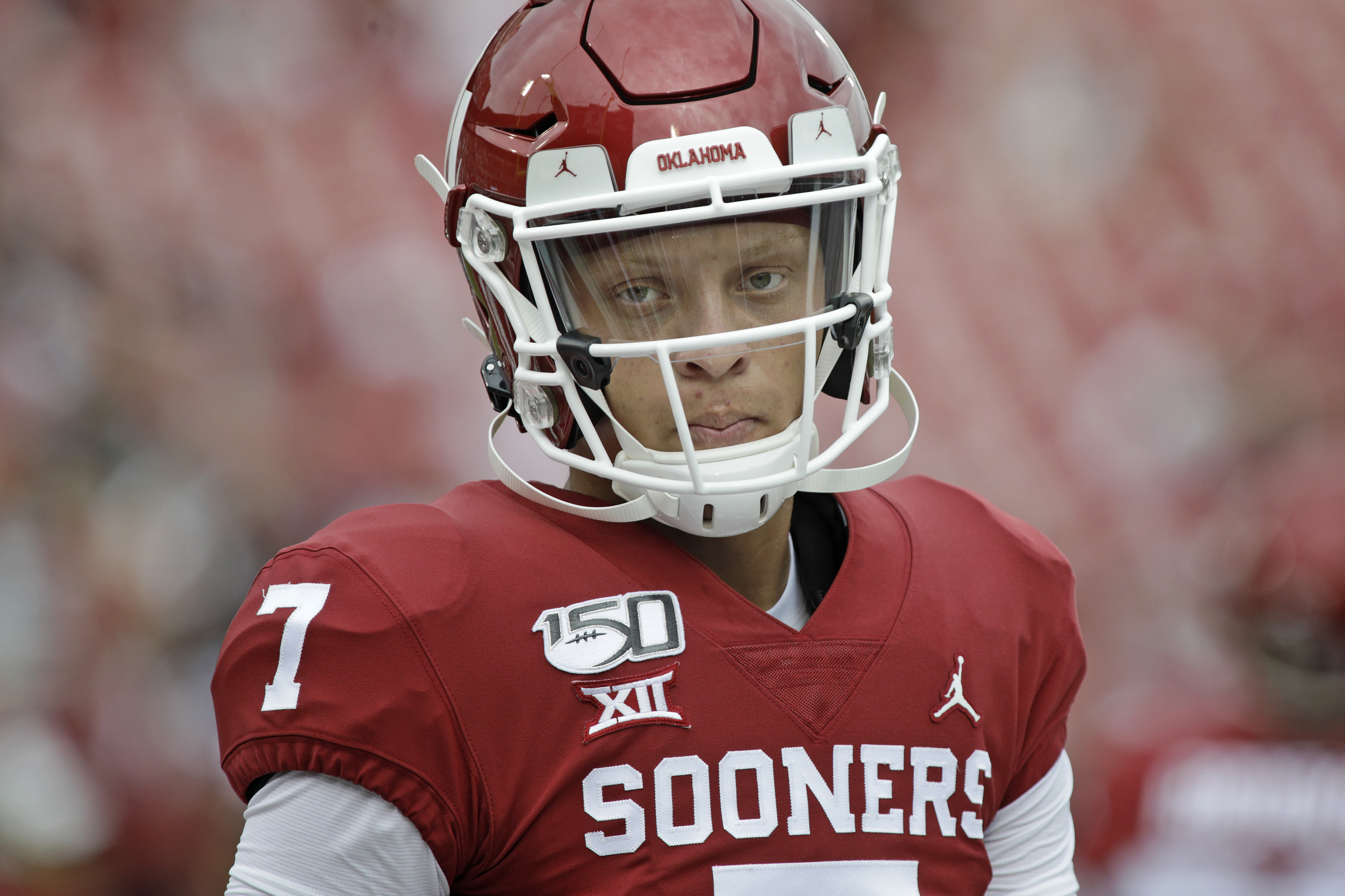 Oklahoma Football As Qb Spencer Rattler Goes So Will The Sooners In 2020