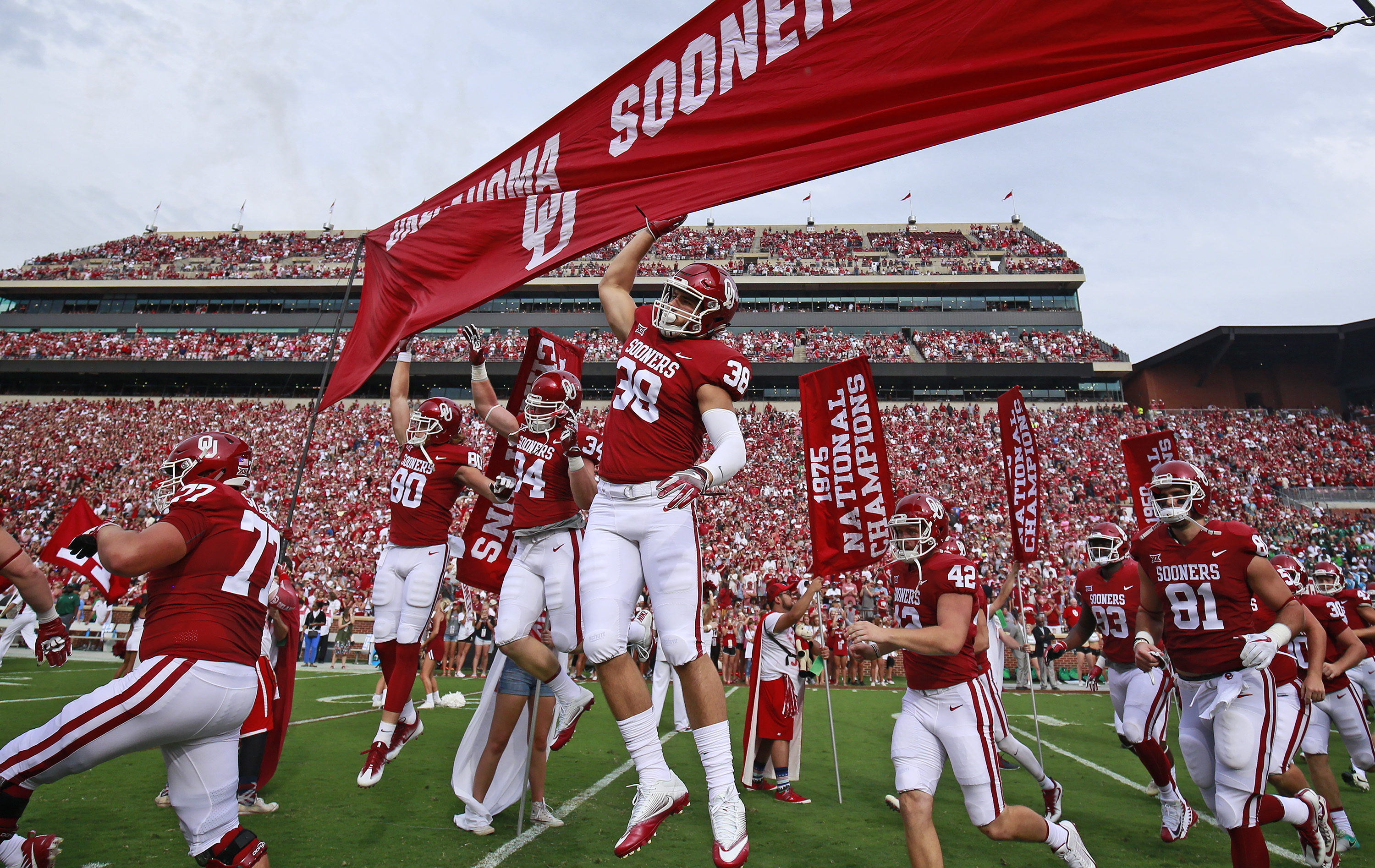 College Football Playoff: Sooners, Dawgs set for Rose Bowl ...