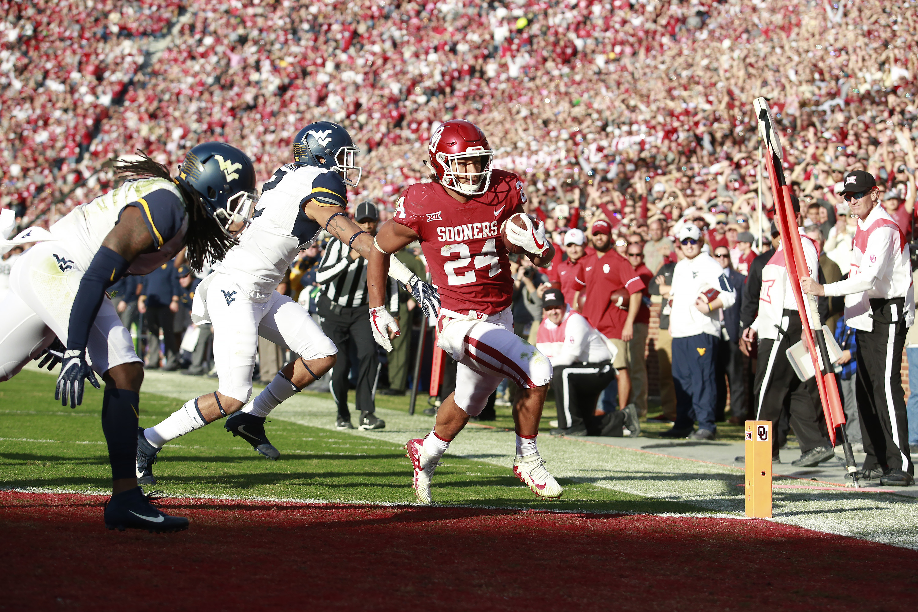 Oklahoma football: Takeaways from WVU for Championship ...