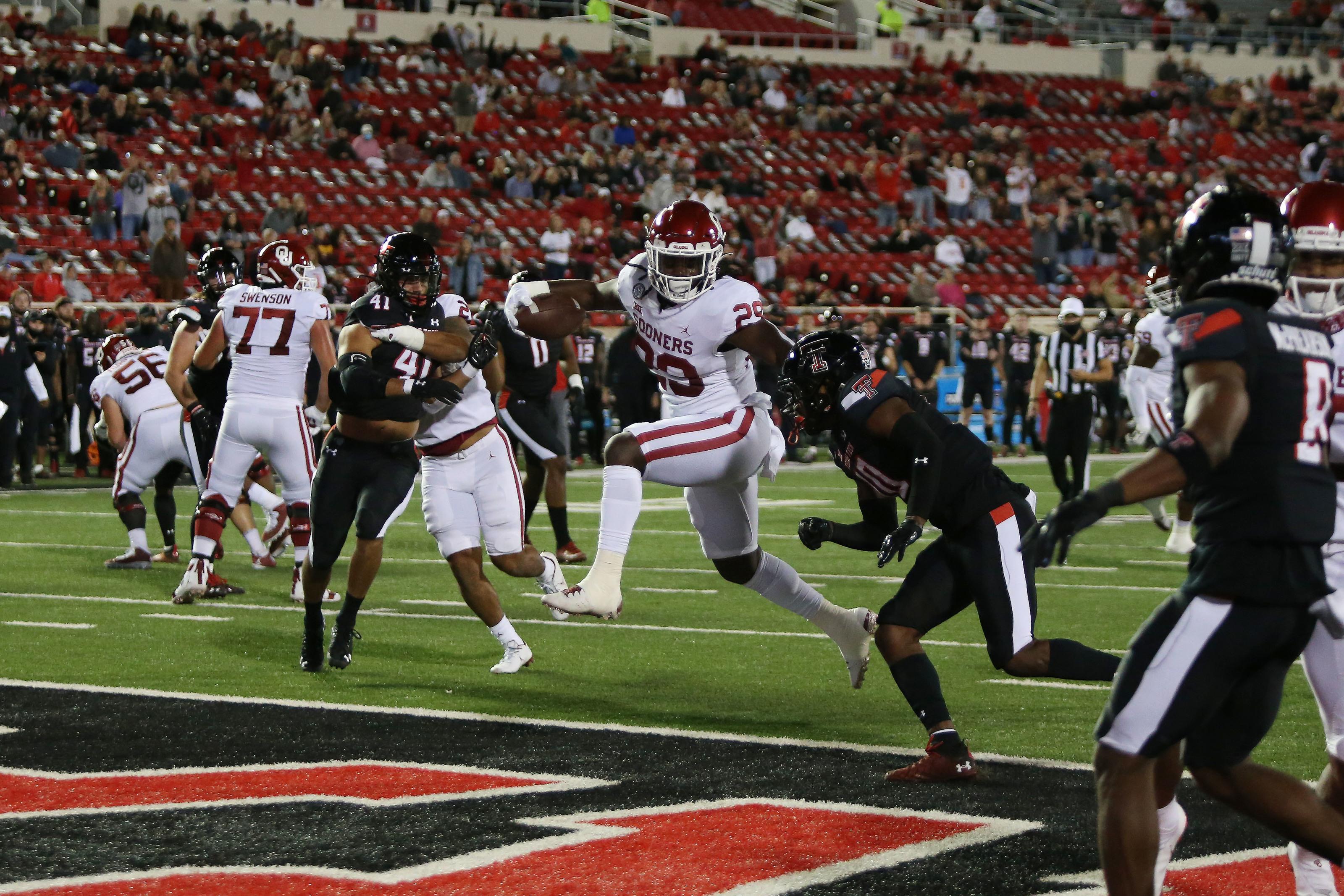 Oklahoma Football Three Takeaways From A New Look Sooner Win