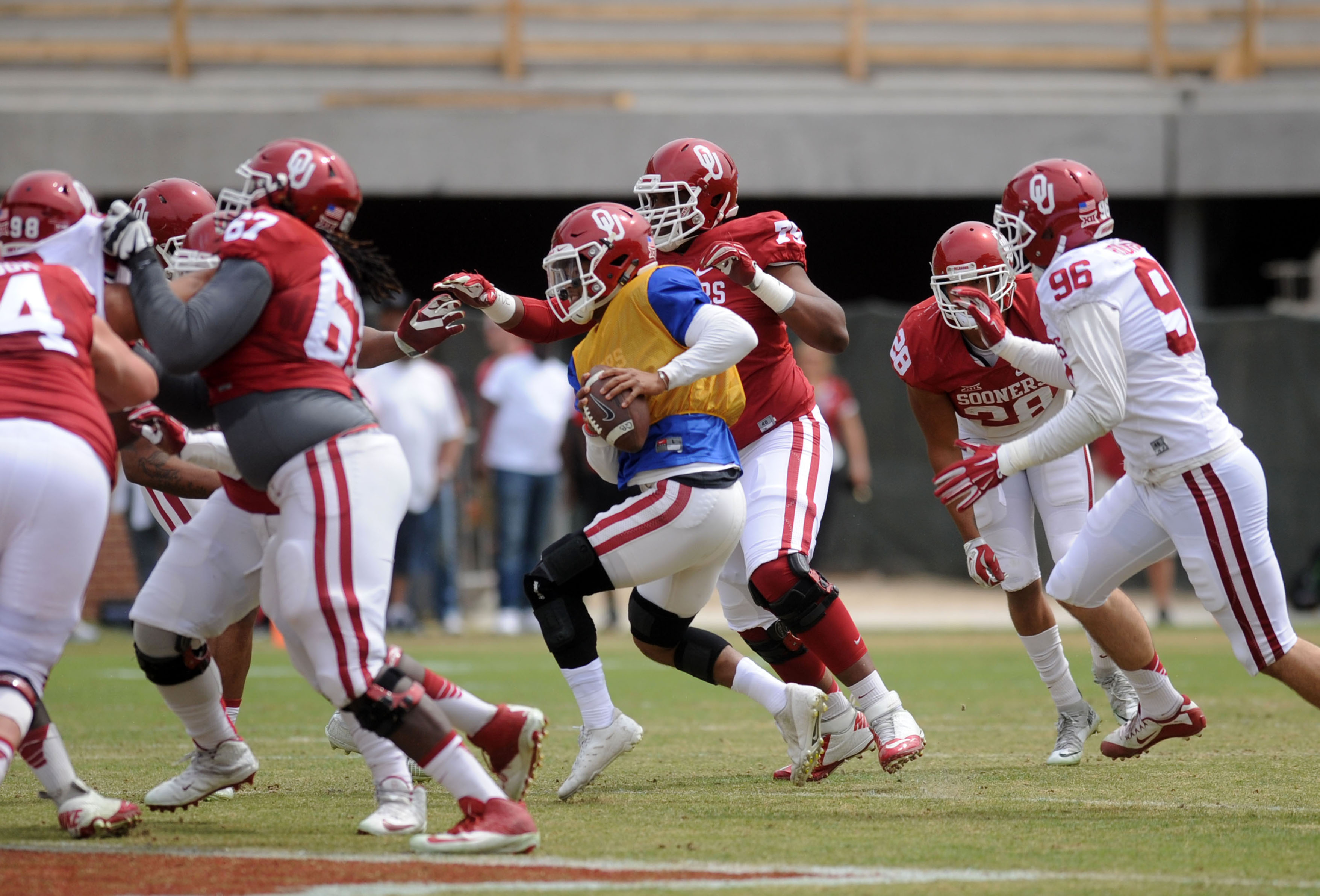 Oklahoma Football: Four Telling Takeaways From Sooners ...