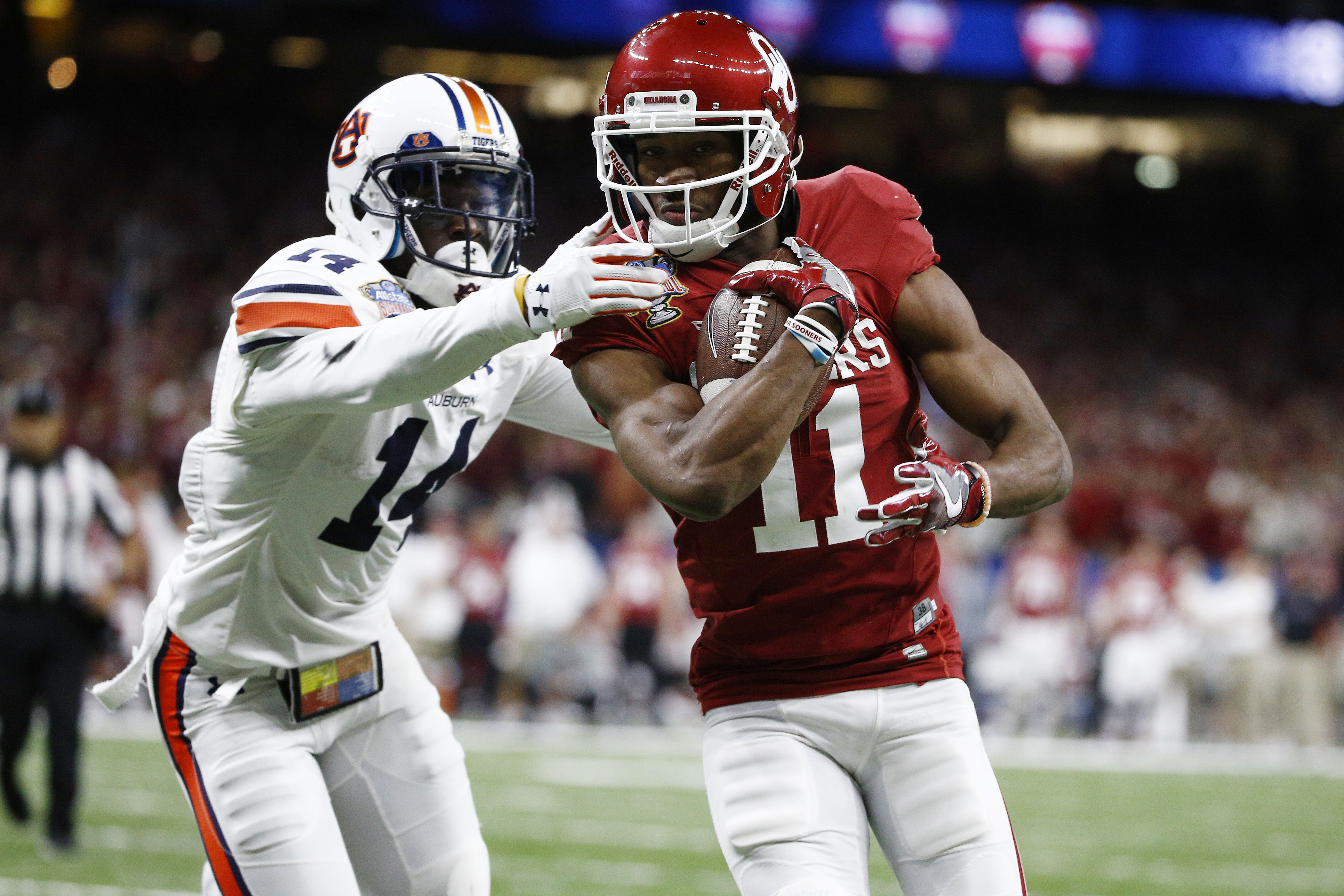This NFL Draft Not a Sunshine Story for Sooners